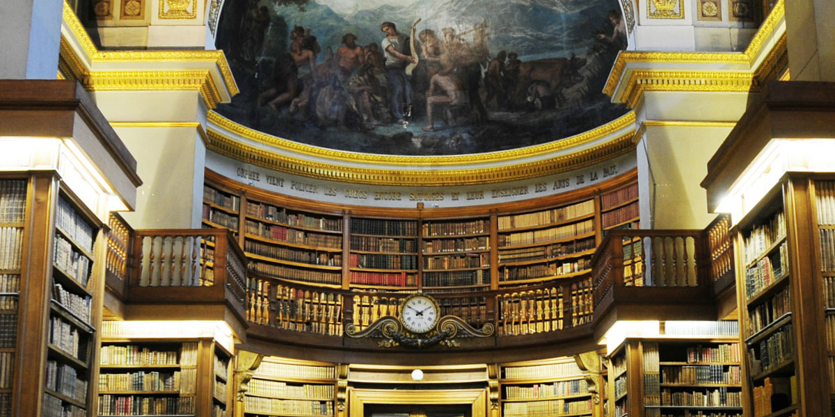 CAREL solutions for Museums, Libraries and Theatres